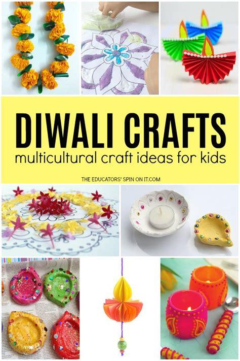 8 easy diwali crafts for 764   Easy Diwali Crafts for school