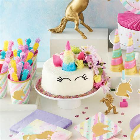 deco anniversaire licorne decoration anniversaire fille licorne