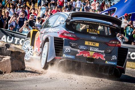 Calendario 2019 Wrc Novedades Y Calendario Del Mundial De Rallyes 2019