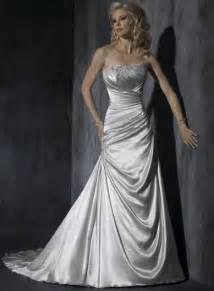 silver wedding dresses silver wedding dress a line silhouette corset wedding dresses simple wedding dress prlog