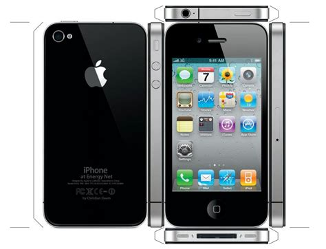 free iphone 4 free iphone 4 manufacturd by yourself gadgetsin