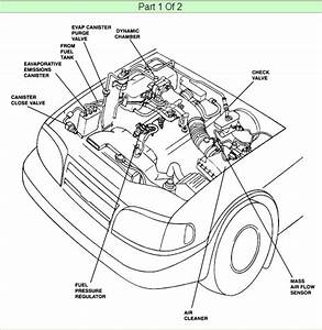 2002 Kia Sportage Heater Core Diagram