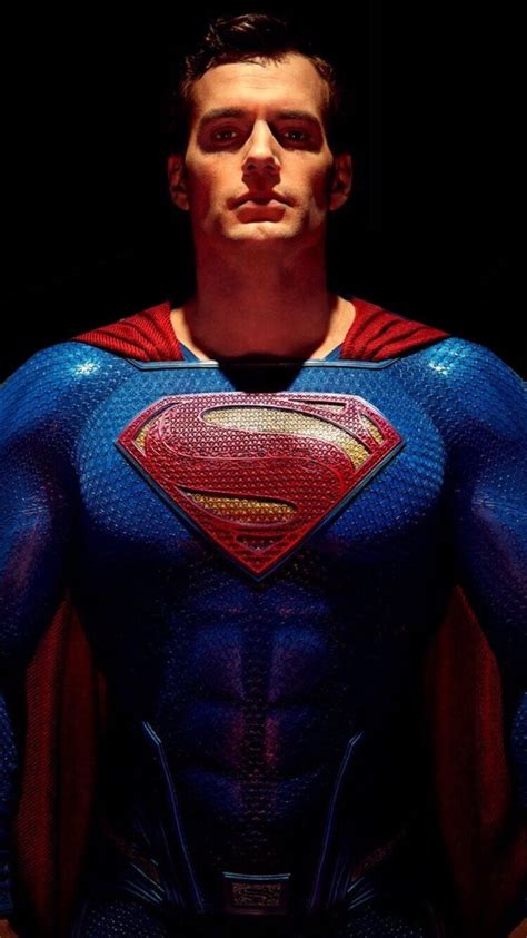 Henry Cavill As Superman  Dc & Marvel Universe