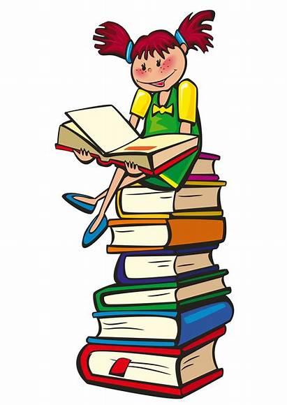 Clipart Lady Transparent Reading Books Teacher Webstockreview