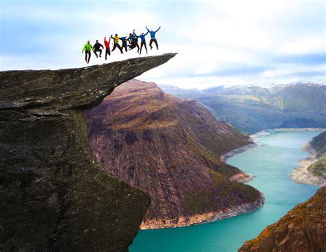 Trolltunga Odda Norway Amazing Places