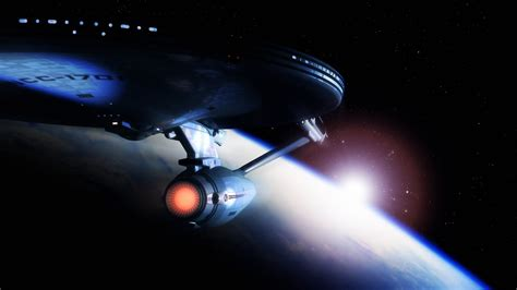 wallpaper blink   star trek  motion picture