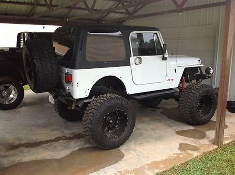 lifted jeep 2 door sell used 1992 jeep wrangler base sport utility 2 door 4