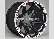 Fashion Suv 4x4 Rims Alloy Wheel 17inch 4x4 6 Holes 6x139