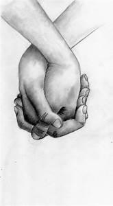 Holding Hands by mayastoso on DeviantArt