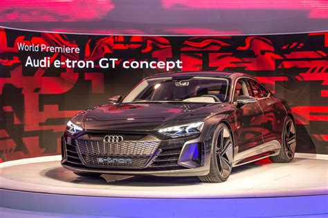 [en Images] Audi E-tron Gt, Nouveau Combi, Jeep Gladiator