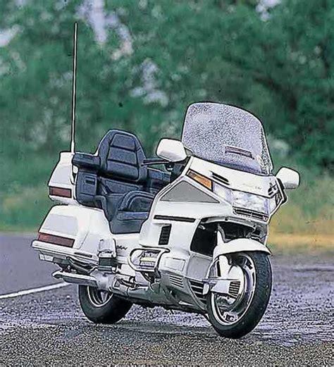 honda goldwing 1500 honda gl1500 goldwing 1998 2000 motorcycle review mcn