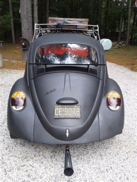Volkswagen Beetle Customized by Vw Beetle Customized Looks Like A 65 For Sale Photos