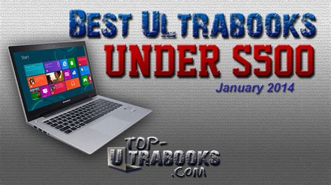 budget ultrabooks   january  youtube