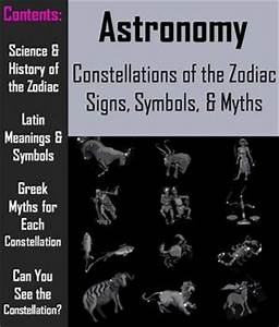 Constellations of the Zodiac PowerPoint | Mythology, Texts ...