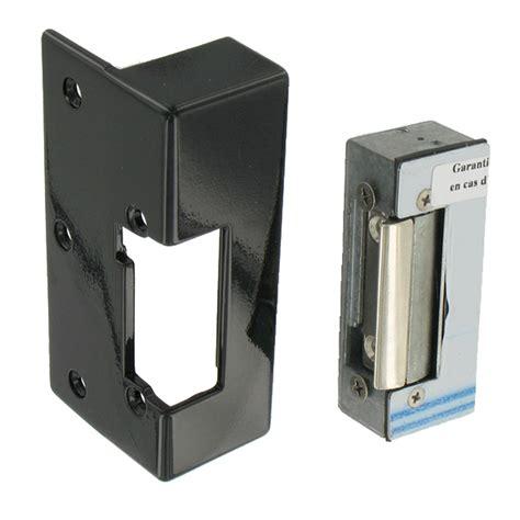 gache electrique portillon exterieur gache electrique en applique pour portillon maison intelligente