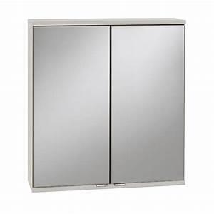 Spiegelschrank 60 Cm Breit : bad spiegelschrank 2 t rig 60 cm breit wei bad spiegelschr nke ~ Eleganceandgraceweddings.com Haus und Dekorationen