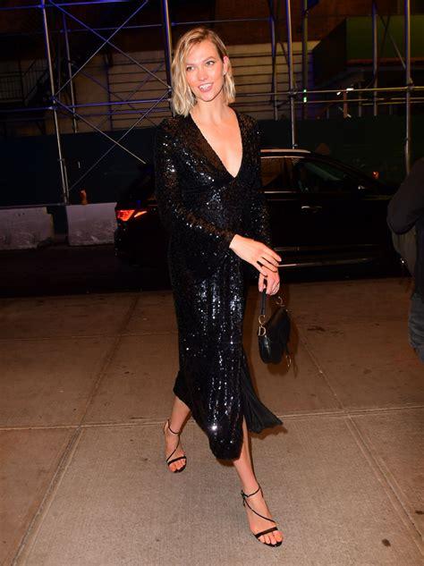 Karlie Kloss Pre Met Gala Party New York