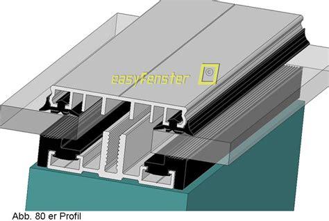 u profile für glasscheiben verlegeprofil alu f 252 r vsg u isolierglas 60 mm wintergartenprofile glasklemmprofile aluprofile