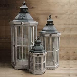 Home Decor Large Decorative Candle Lanterns - Buy Large