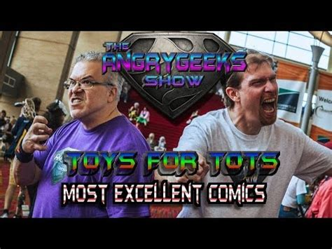 Angrygeeks Most Excellent Comics And Collectibles Toys For