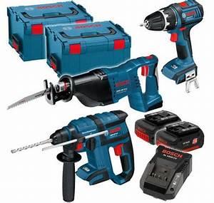 Bosch Profi Werkzeug : ebay bosch professional 18 volt 4 tool kit f r nur 499 ~ A.2002-acura-tl-radio.info Haus und Dekorationen