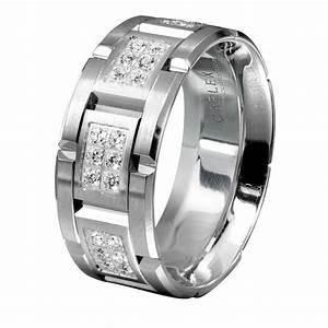 men39s wedding bands mens white gold diamond wedding With men wedding rings with diamonds