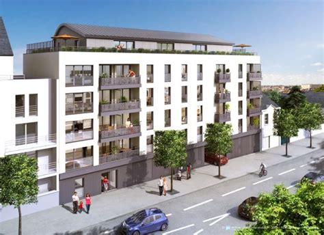 Façade Immeuble Moderne d 233 ficit foncier ou d 233 fiscalisation pinel guerlais