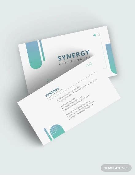 transparent business card templates ms word