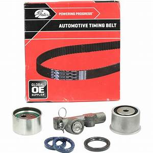 Timing Belt Kit For Mitsubishi 3000gt 3 0l Turbo Gto 3 0l
