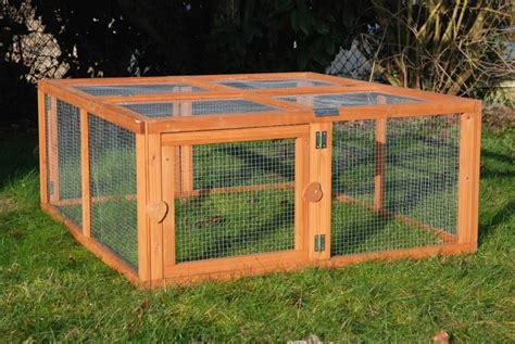 cabane pour lapin exterieur cage pour lapin d ext 233 rieur animaloo