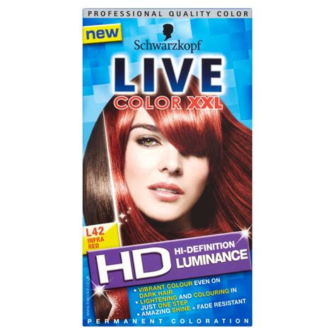 Harga Schwarzkopf Hair Colour new schwarzkopf live hair color permanent professional