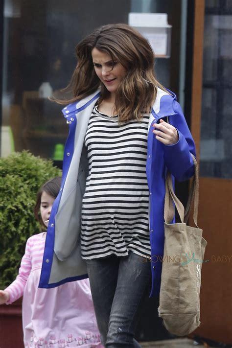 pregnant keri russell   nyc   kids growing