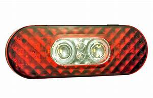 Grote Introduces Led Stop Tail Turn Light With Back