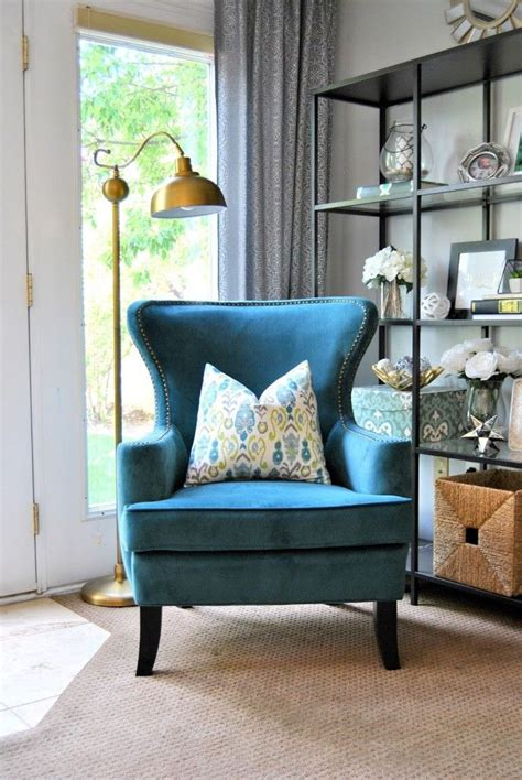 Living Room Accent Chairs On Sale by 25 Best Ideas About Blue Accent Chairs On