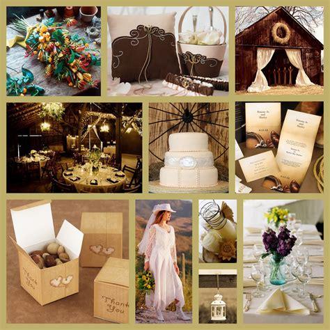 rustic themed wedding rustic wedding theme ideas az
