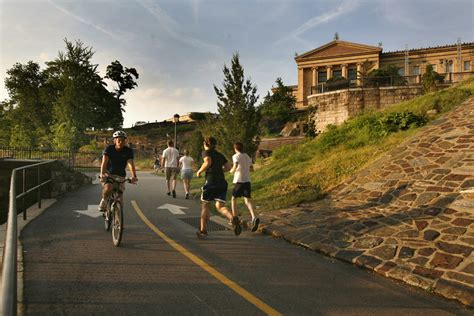 the hiking biking and recreation trail of greater philadelphia visit philadelphia