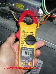 How To Use Digital Multi Meters  Dmms Or Voms Safely
