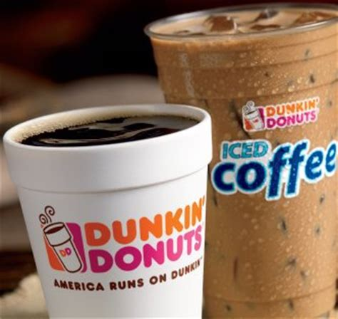 Dunkin' donuts is brewing up plenty of joy by handing out free medium hot coffees at select locations now until dec. Dunkin Donuts: Free Coffee Monday's in March :: Southern Savers