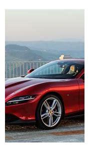 Red Ferrari Roma 2021 5 4K 5K HD Cars Wallpapers | HD ...
