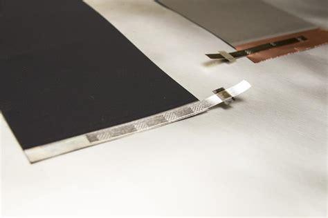 mm width aluminum tab  positive terminal  polymer li ion battery pcsbox eq plib atc