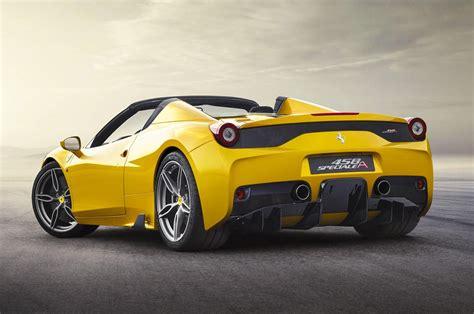 In the case of lb performance's widebody ferrari 458, however, that argument holds no water. 2015 Ferrari 458 Italia Spider Speciale Aperta unveiled | Autonews 1