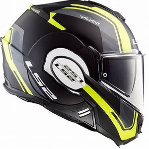 Casque Modulable Ls2 Ls2 Casque Modulable Convertible Valiant Ff399