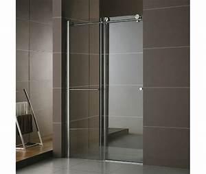 porte de douche sur mesure modeles finitions prix ooreka With porte douche sur mesure