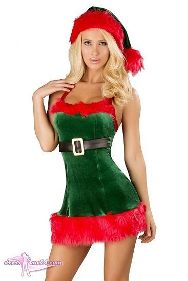 mit hosenträgern damen besuche uns gern auch auf dressme24 weihnachtskleid santas envy figurbetontes