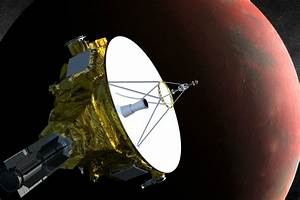 JHU Pluto probe malfunctions a week before close-up — but ...