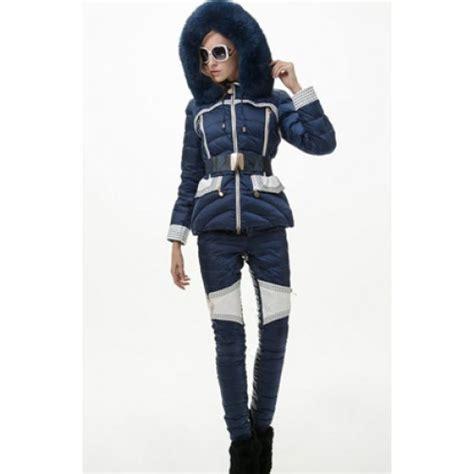 chambre couleurs ensembles vêtement de ski femme luxe skf2