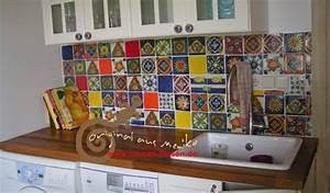 Mexikanische Fliesen Küche : k chenfliesen bei mexiko ~ Lizthompson.info Haus und Dekorationen