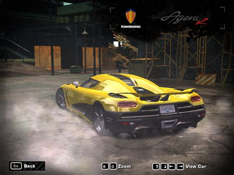 koenigsegg agera r need for speed most wanted location need for speed most wanted koenigsegg agera r ii nfscars