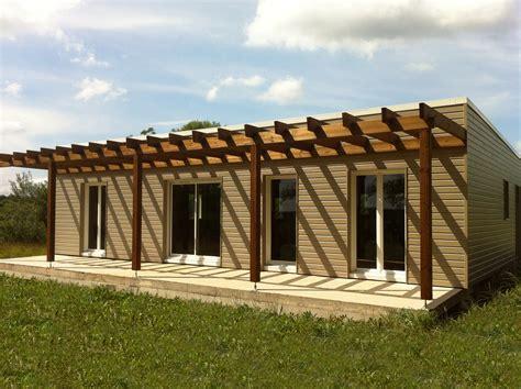 plan maison bois dryade p 233 rigord maisons bois