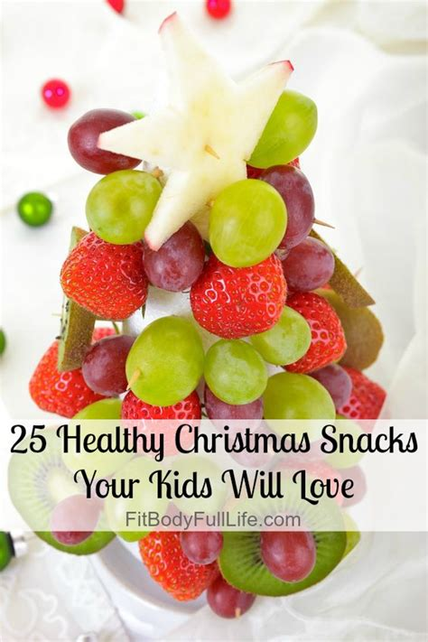 kid friendly recipes and s library 169 987   25 Healthy Christmas Snacks Your Kids Will Love